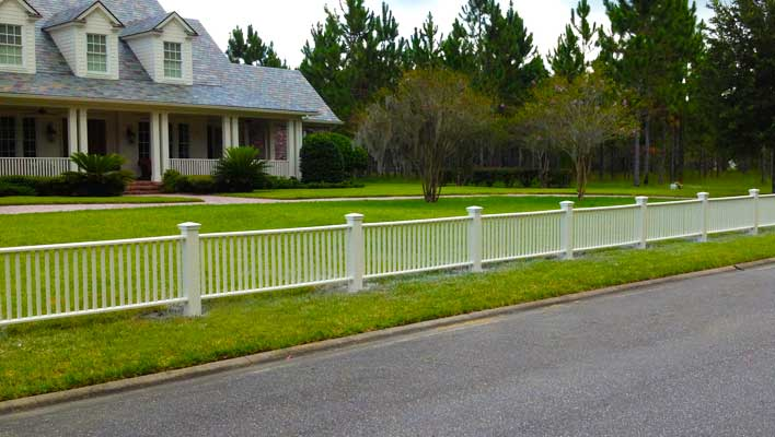 seacoset fence contractor jacksonville