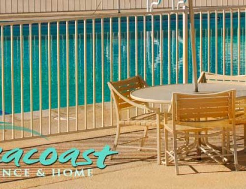 Let Seacoast Install Your Pool Perimeter