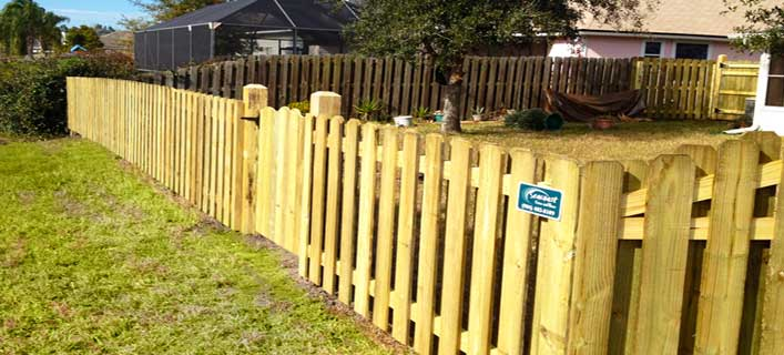 residentail fencing jacksonville st augustine fl