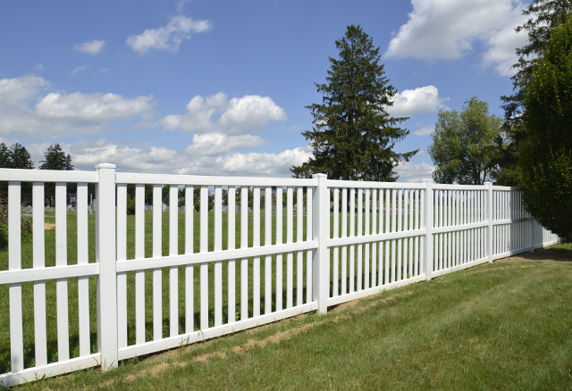 residential fence vinyl wooden metal seacoast fence home jacksonville st augustine florida